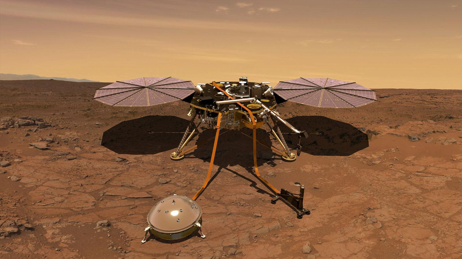 With Mini Helicopter On Mars, NASA Hopes To Reinvent ...