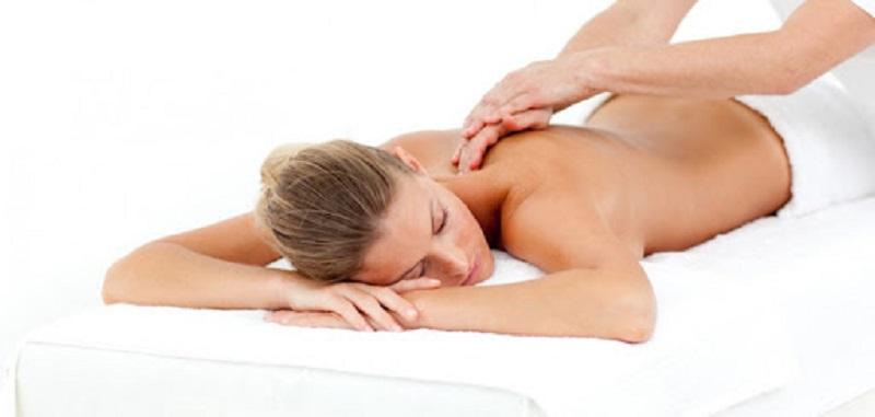 Trải nghiệm như ở đang được massage chuyên nghiệp