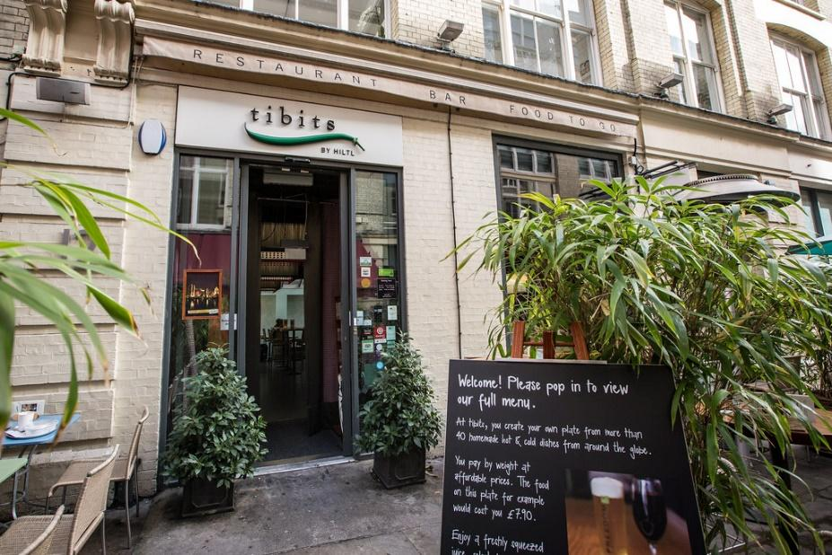 Image result for Tibits, London