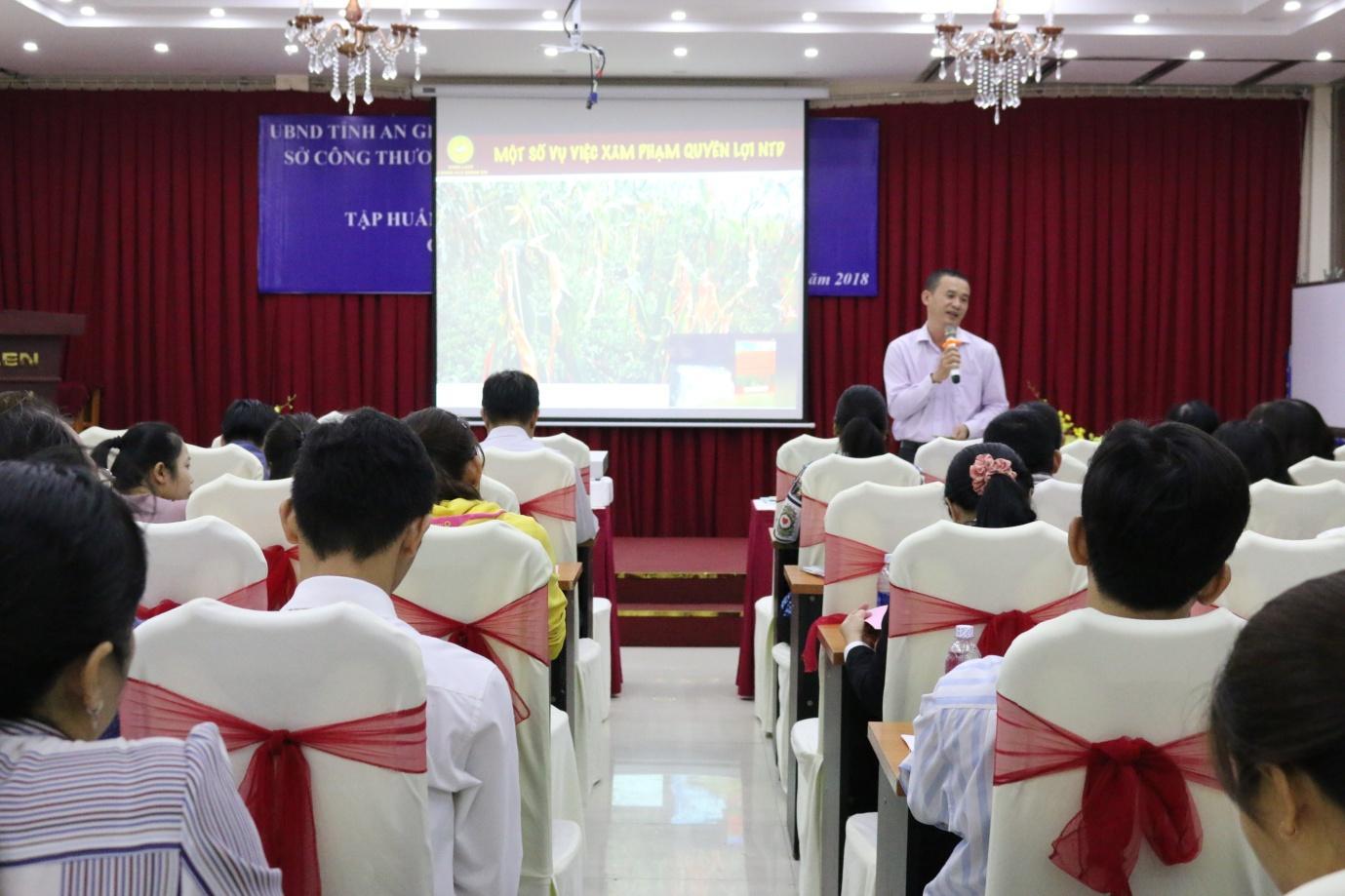 Tập đoàn Sao Mai tham gia Tập huấn triển khai các văn bản pháp luật về Bảo vệ quyền lợi người tiêu dùng