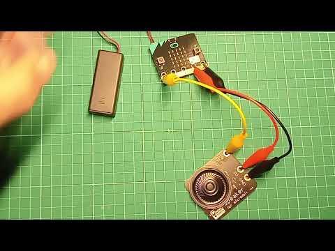 Vídeo: Reproduciendo música al agitar micro:bit