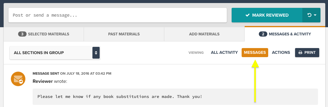 reviewer instructions_messages filter.png