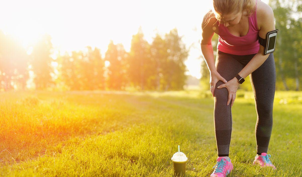 Как избежать травм при занятиях бегом?