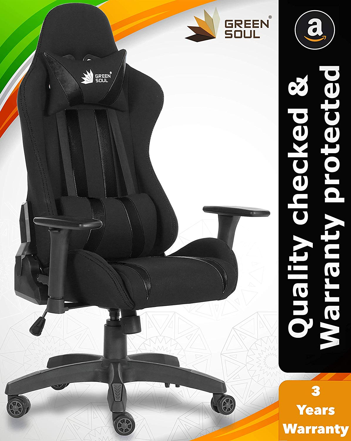 GreenSoul Beast GS-600 Gaming Ergonomic Chair