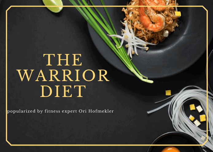 The Warrior Diet method
