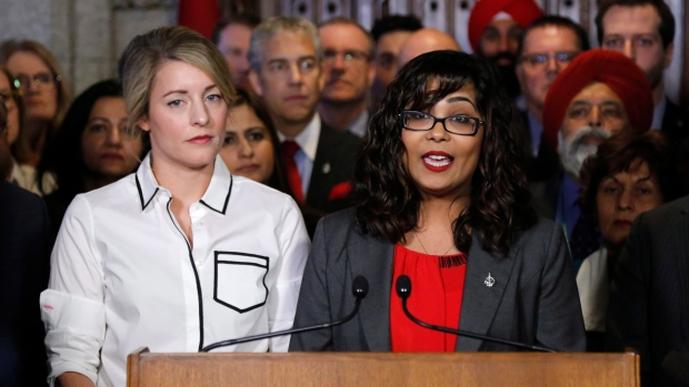 Liberal MP Iqra Khalid's Motion 103 calls for the heritage committee to conduct a study of Islamophobia and religious discrimination and provide recommendations for how the government could respond to such prejudice. Critics see it as the first step toward a prohibition against any criticism of Islamic practice or belief.