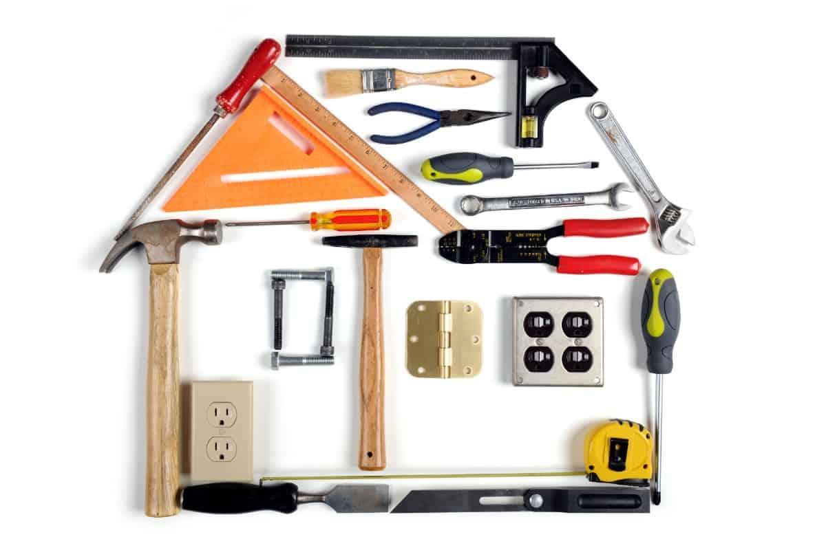Chuẩn bị đầy đủ dụng cụ trước khi lắp đặt