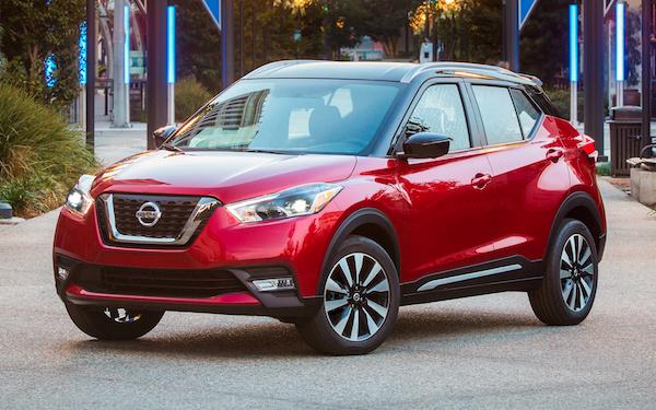 Nissan Kicks 2018 ว่าที่ครอสโอเวอร์รุ่นต่อไปจาก Nissan