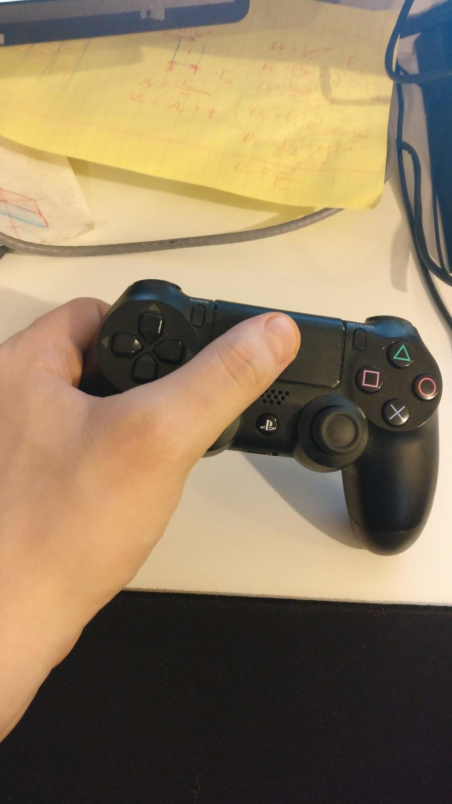 Gamasutra: Howard Tsao's Blog - Bridging PC & PS4 - The Guns