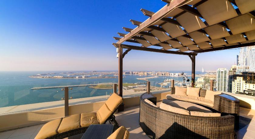 Dubai Jbr Amazing Penthouse With Stunning View | Dubai 2021 UPDATED DEALS,  HD Photos & Reviews