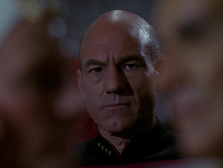 Trekking at 30 Picard