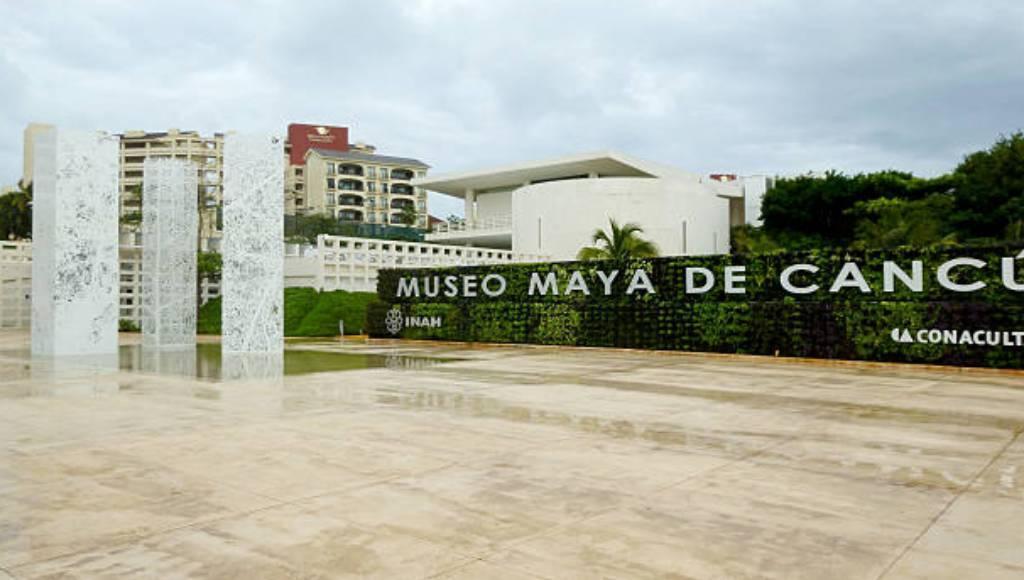 The Museum de Maya in Cancun