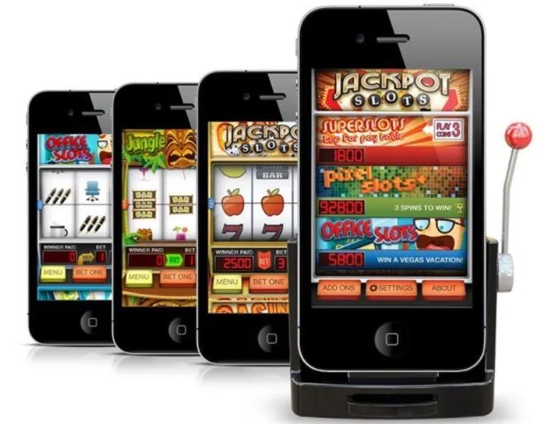 Top App casino di động online tốt nhất 2020