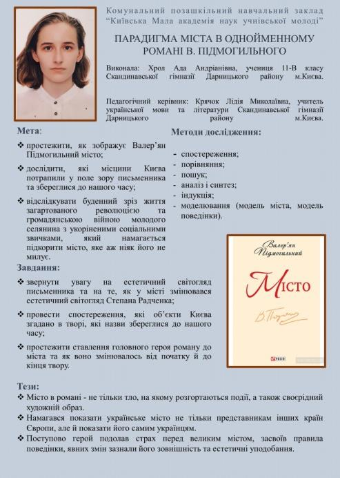 Постер Хрол Ада