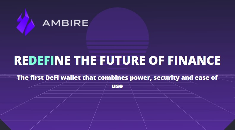 AdEx Network to Become Ambire аnd Pivot to a DeFi Wallet 1