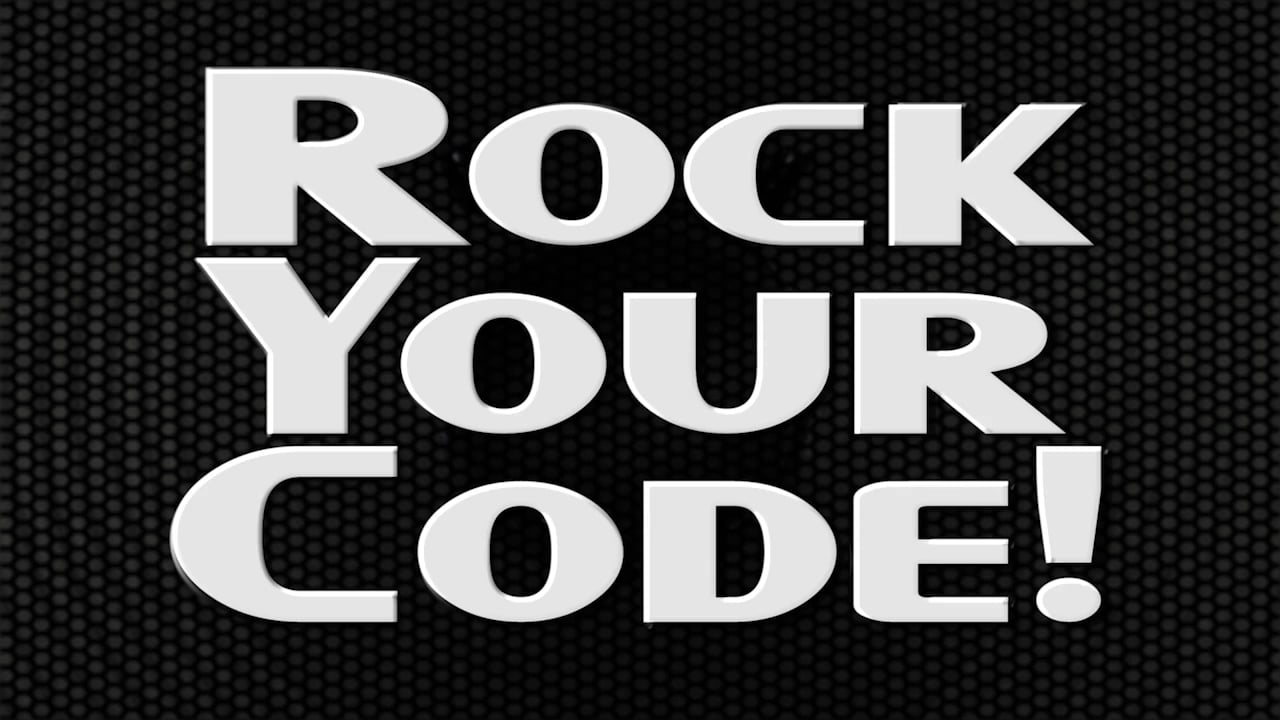 Watch Rock Your Microsoft .NET Coding Standards Online | Vimeo On ...