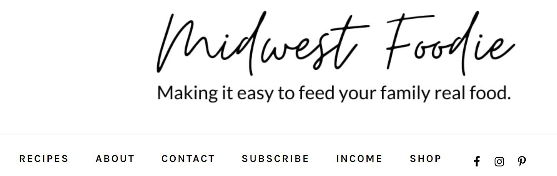 Midwest Foodie Food Blog