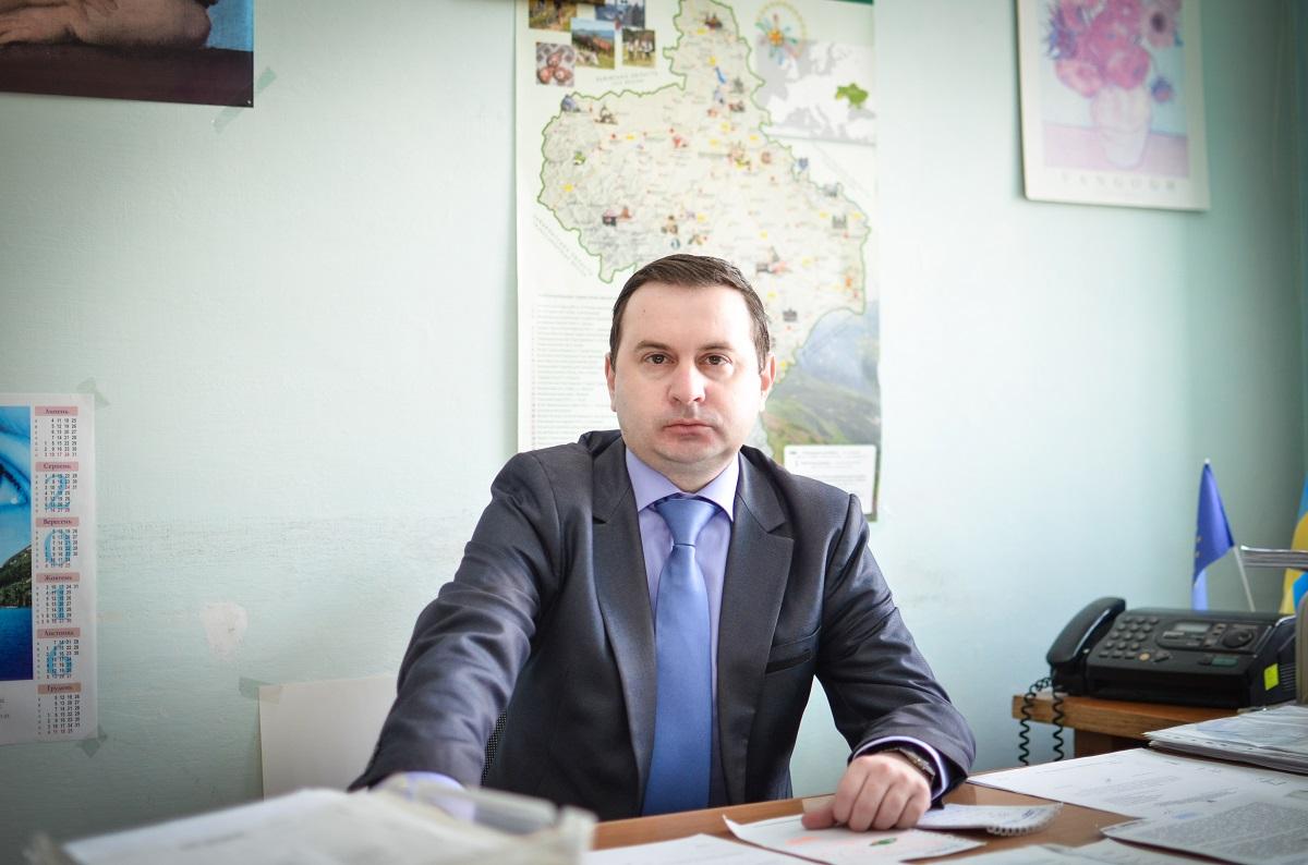 Віталій Передерко. Фото Тараса Волошина