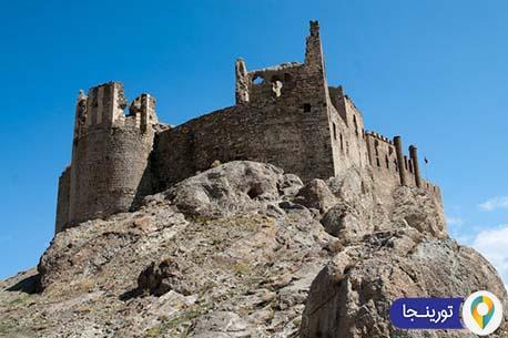 قلعه هوساپ شهر وان
