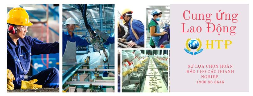 Cung ứng lao động tại Hưng Thịnh Phú được đảm bảo về chất lượng.