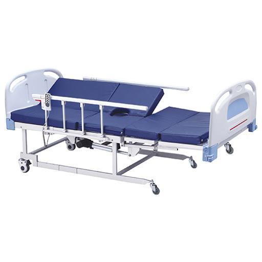 Giường bệnh nhân đa năng có bô vệ sinh UCK405D32