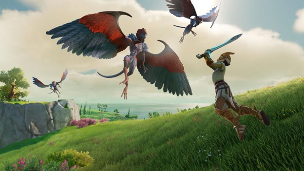 Most anticipated games 2020 - Gods & Monsters
