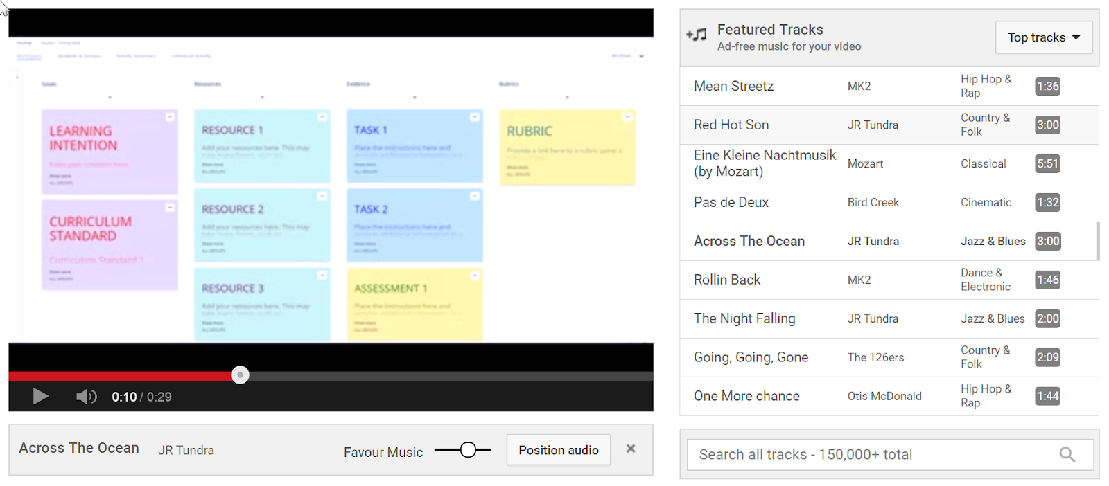 YouTube Customise Editor Audio.png
