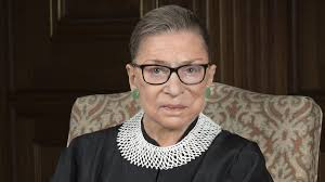 Justice Ruth Bader Ginsburg, feminist pioneer and progressive icon, dies at  87 - SCOTUSblog