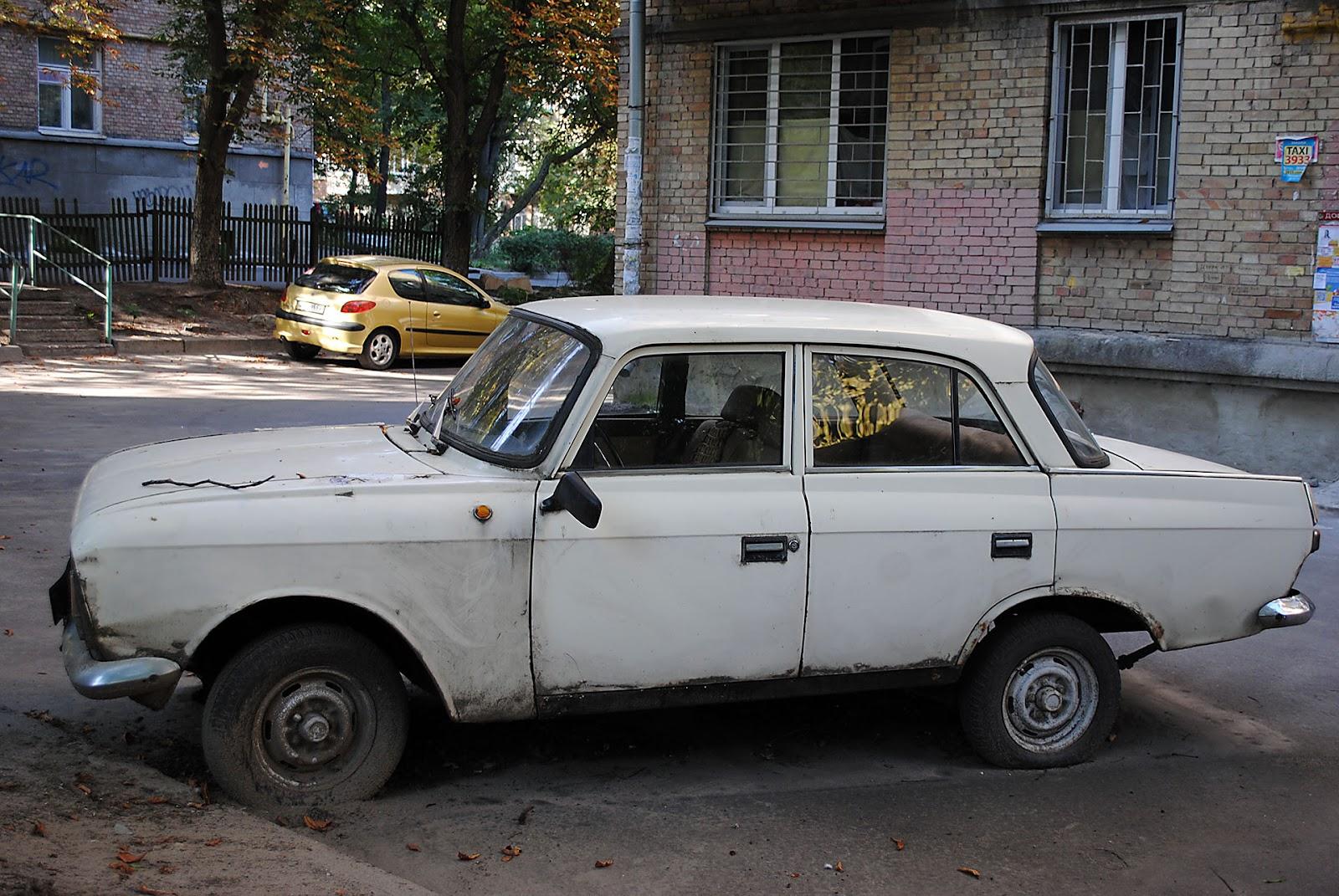 Киев, улица Академика Филатова