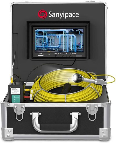 Sanyipace Sewer Inspection Camera