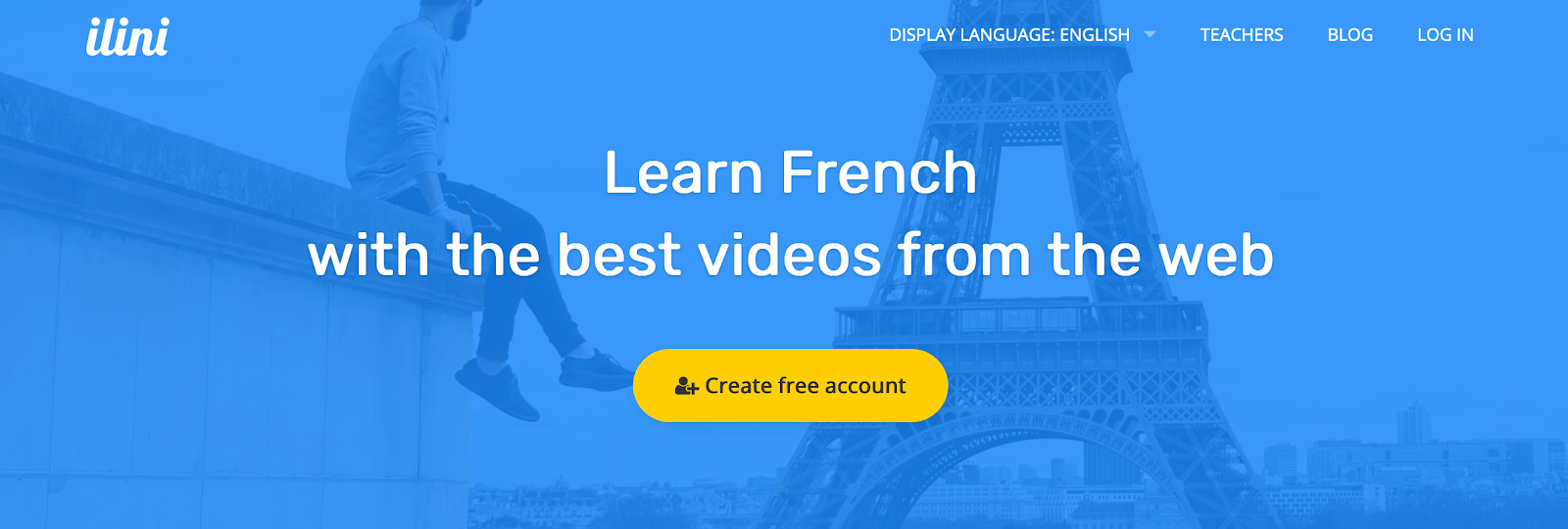 Learn French with the Best Videos from the Web | Ilini