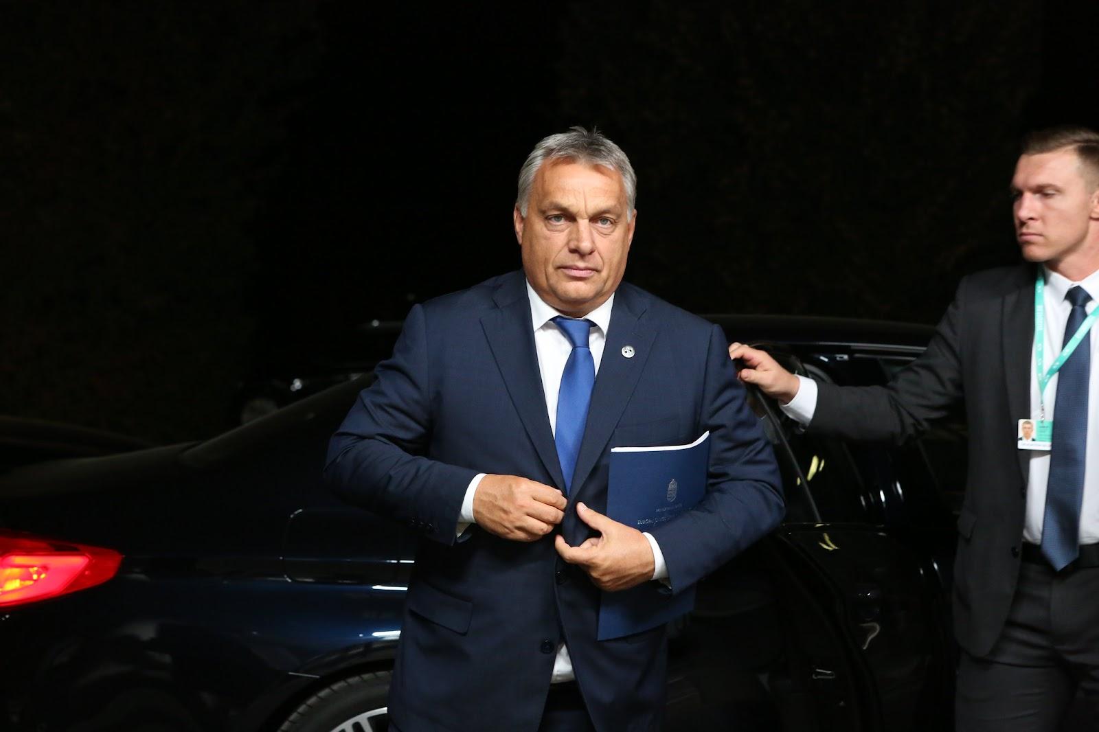 Hungarian Prime Minister Viktor Orban openly champions the model of illiberal representative democracy. (Photo: Annika Haas/CC)