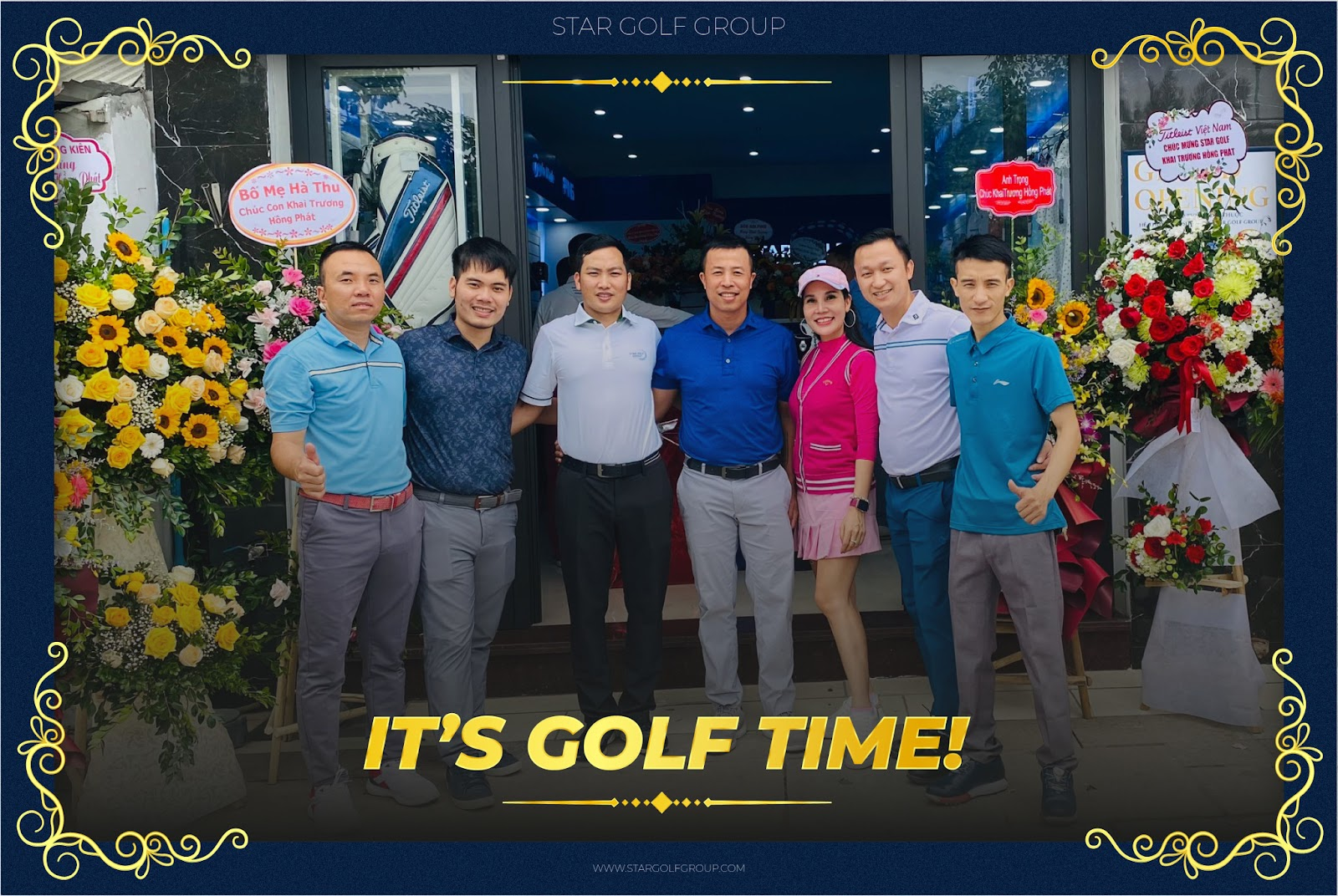 Star Golf Group - It's Golf Time