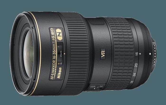 Nikon 16-35mm VR