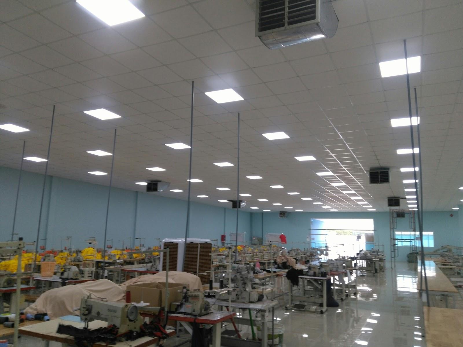 Hệ thống làm mát bằng không khí được sử dụng phổ biến tại các nhà xưởng