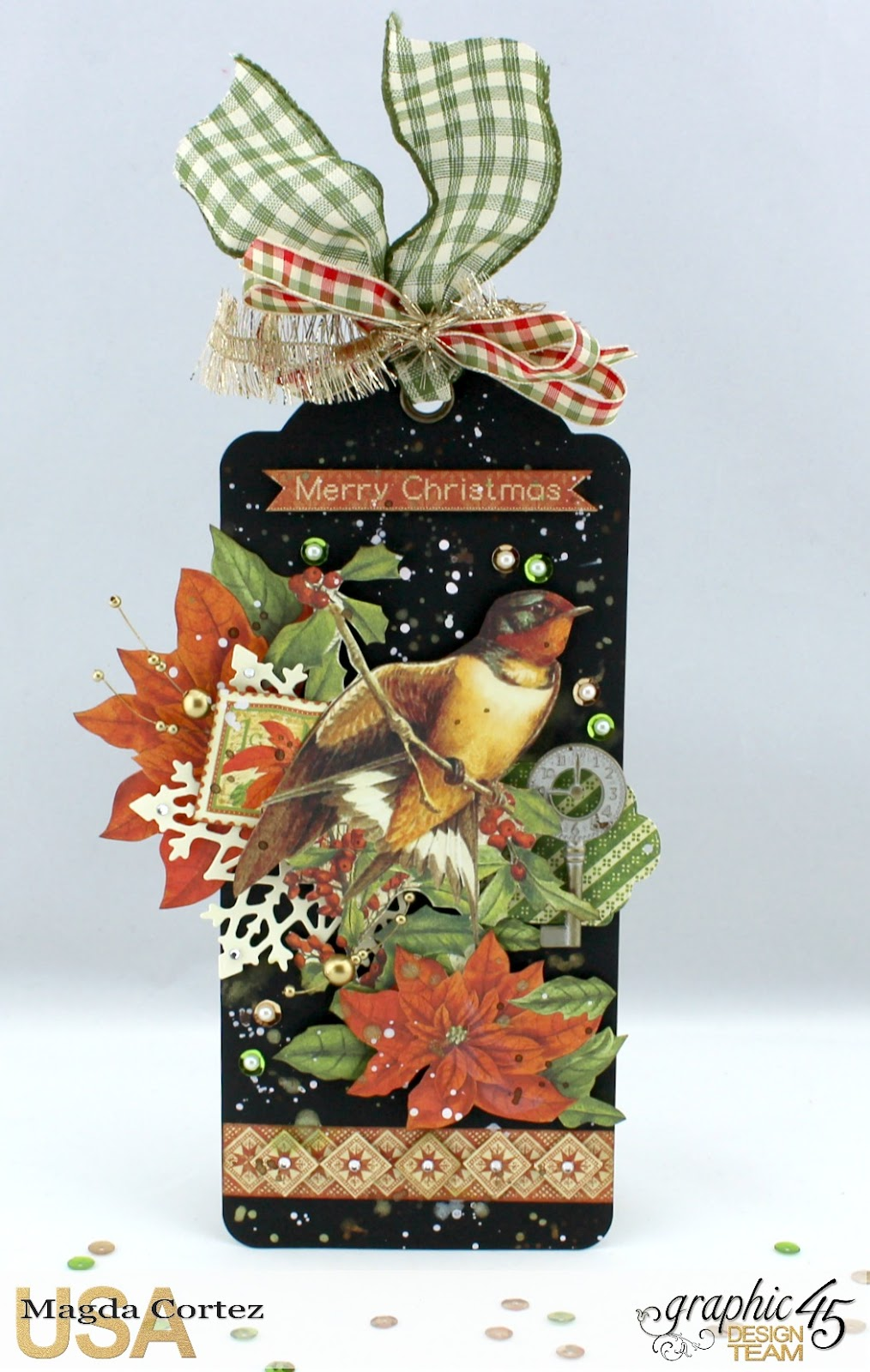 Joy Set of Tags, Winter Wonderland, By Magda Cortez, Product by Graphic 45, Photo 04 of 09.jpg