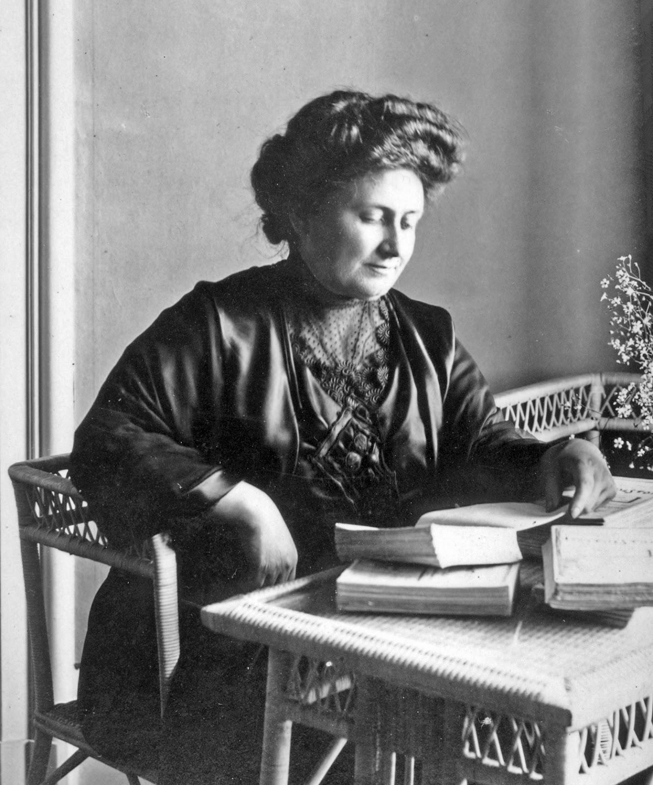 Revolutionary teachers: Maria Montessori