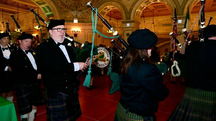 Longest-Running-St.-Patrick's-Day-Party-In-Chicago