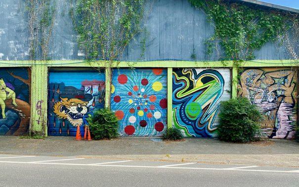 tallahassee mural garage