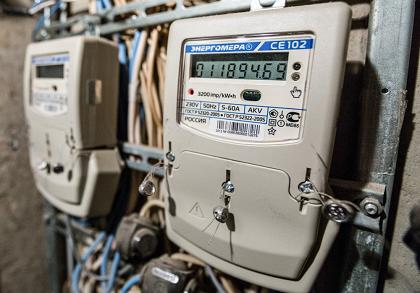 Однофазный многотарифный электросчетчик для экономии электричества