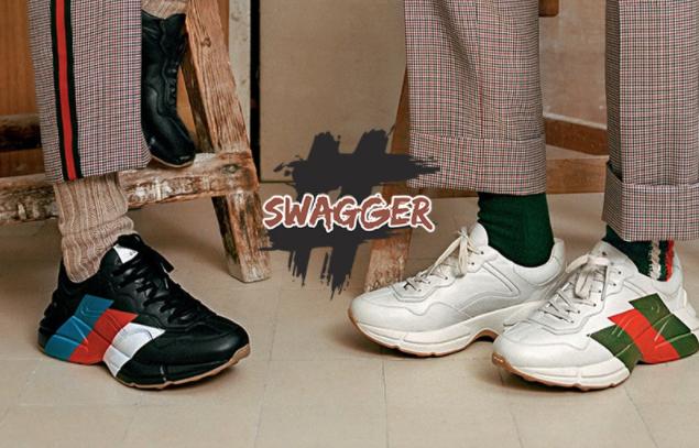 Giới trẻ hiện nay chọn mua giày Gucci Rhyton Like Authentic ngày càng nhiều