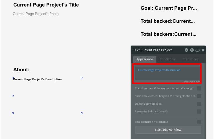 Bubble No Code Kickstarter Clone Tutorial Walkthrough
