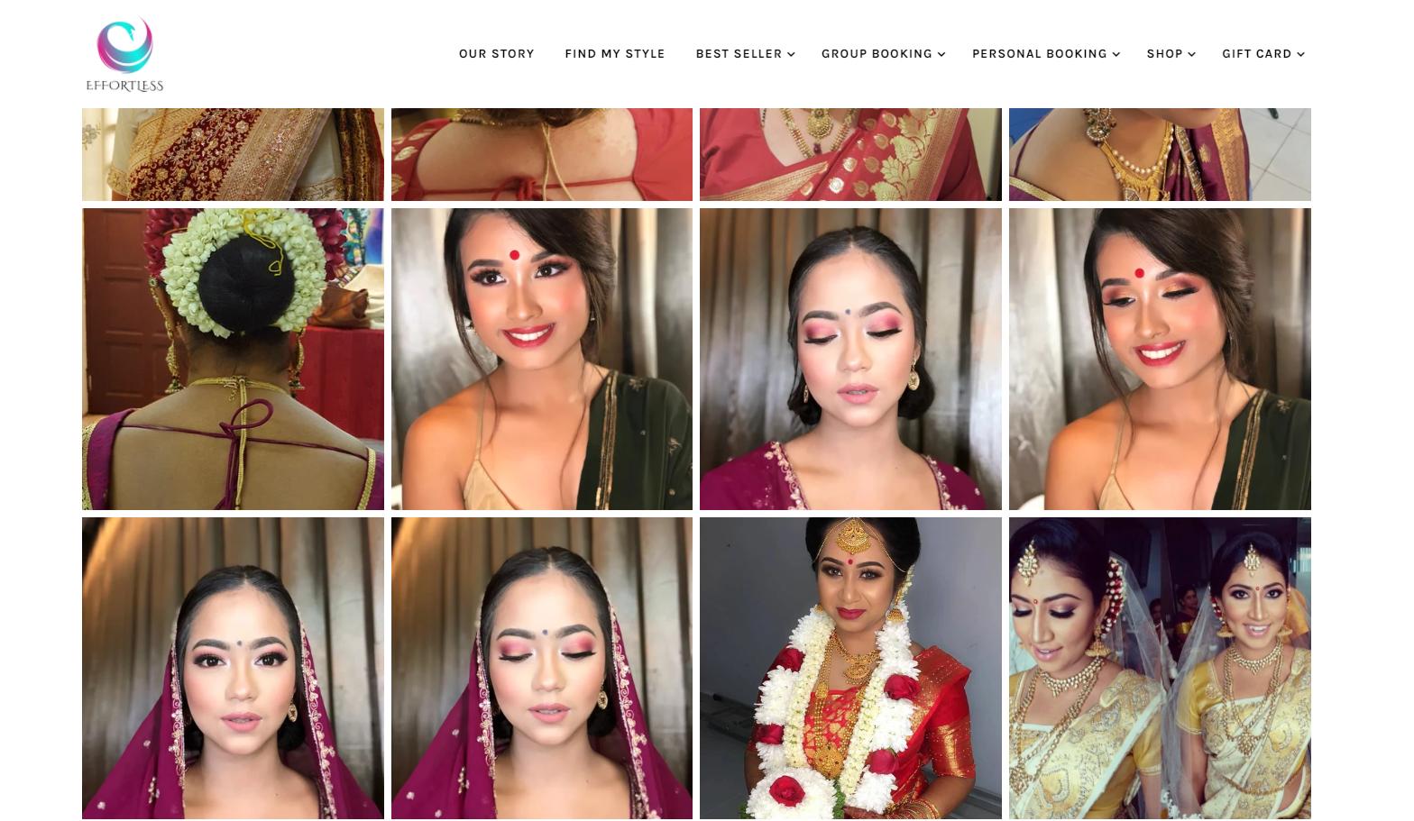 bridal Self-care service in Malaysia