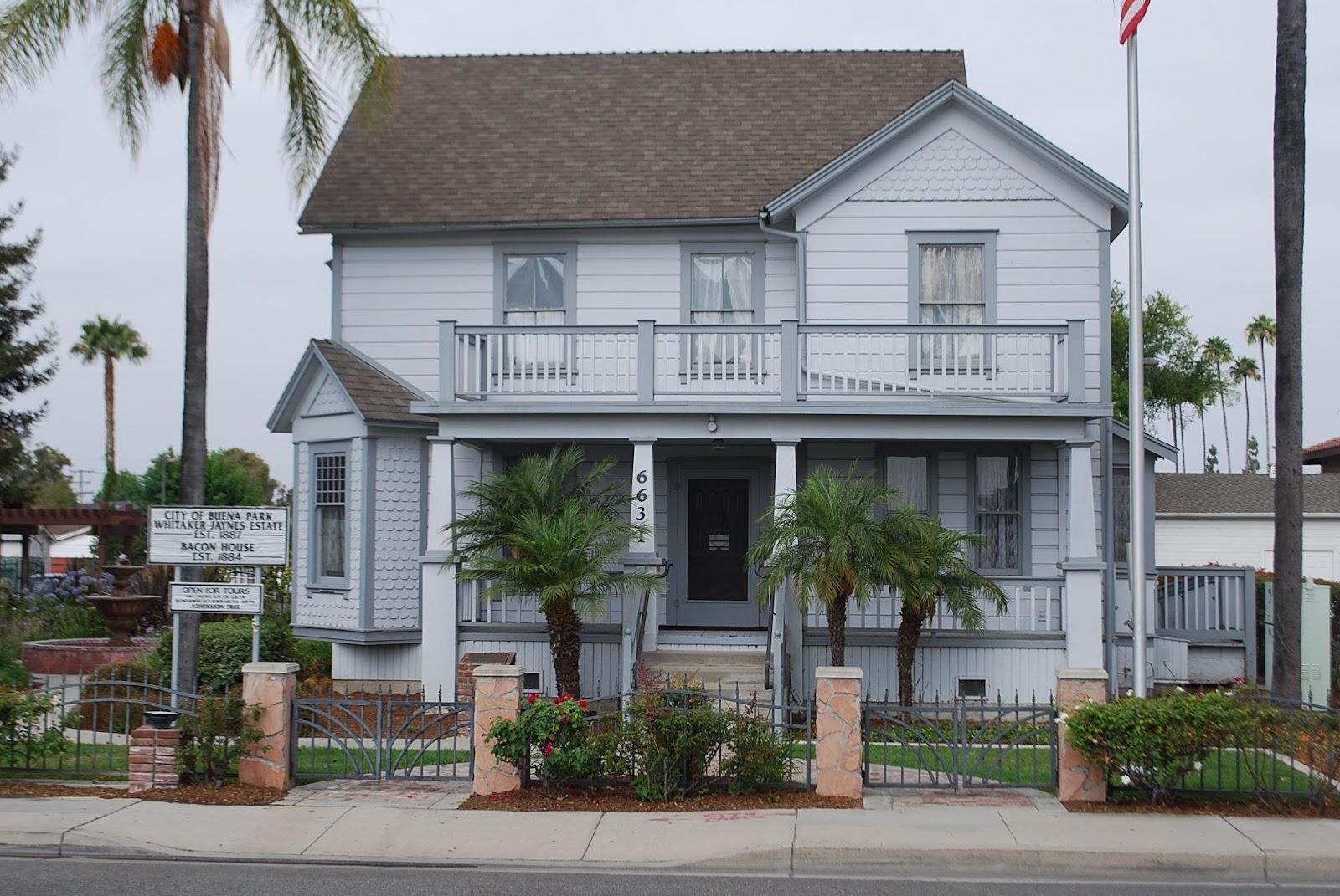 Buena Park Historic District Tours | Buena Park, CA