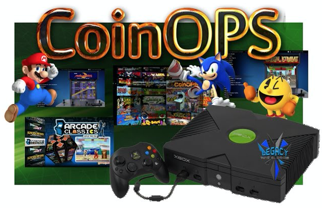 Coinops Xbox Et Retro-Gaming Strasbourg