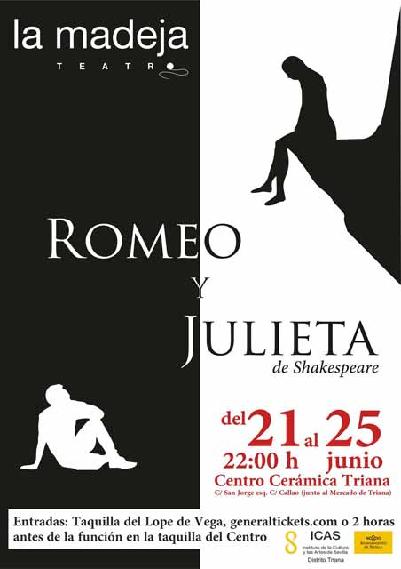 Resultado de imagen de romeo y julieta centro ceramica