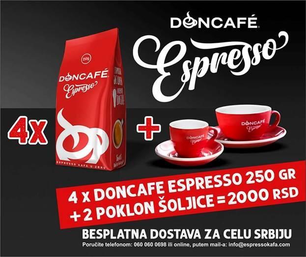 Espresso kod kuće