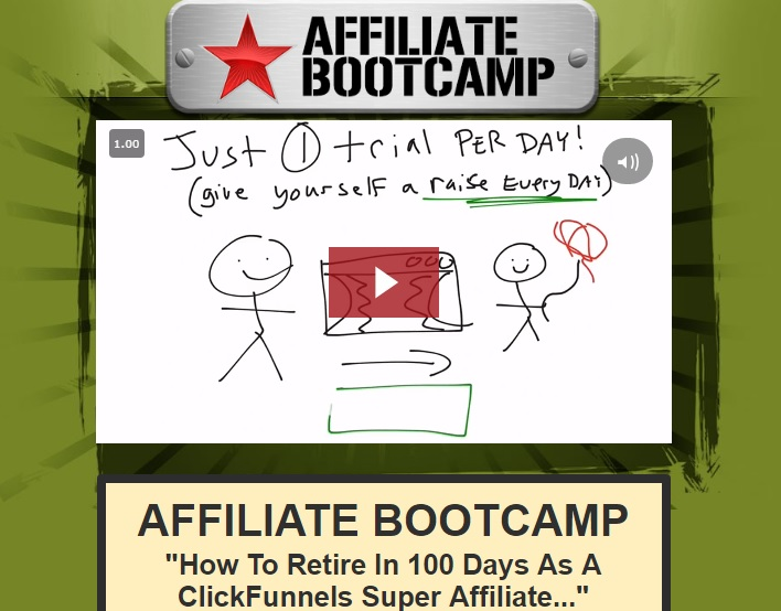 ClickFunnels Affiliate Bootcamp - Retire in 100 Days