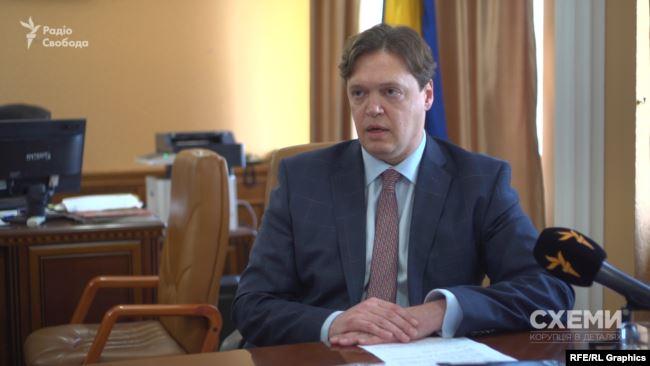 Голова Фонду держмайна Дмитро Сенниченко називає «Центренерго» – «центром корупції»