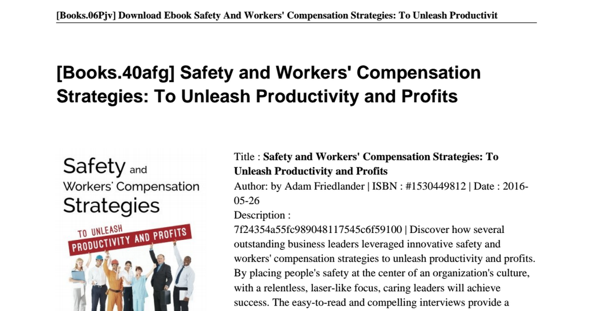compensation strategies By: john rossheim is now the time for employers to revisit their compensation strategies for many companies, profits are up -- thanks in part to labor-market.